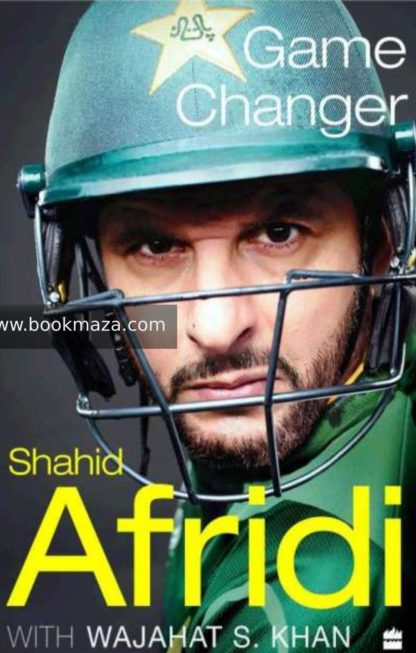 game changer shahid afridi pdf download