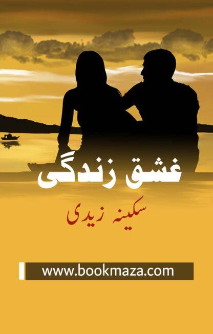 ishq zindagi novel by sukaina zaidi